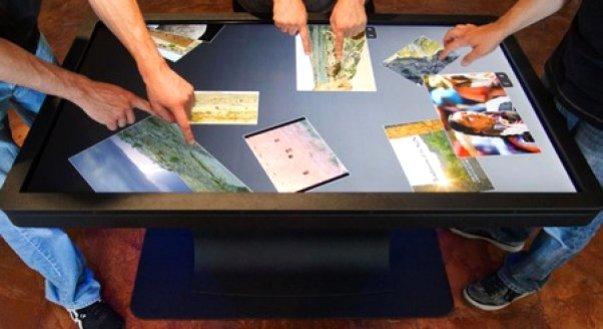 Мультитач стол для и