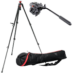 ��������� ������ Manfrotto 701HDV + 745XBK